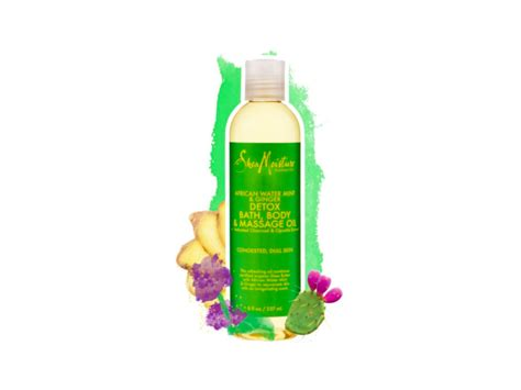 Shea Moisture Detox Bath by Sheamoisture Water Mint Detox Bath