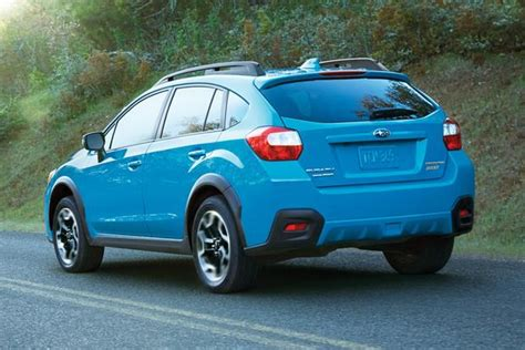 subaru crosstrek hybrid 2017 2017 subaru crosstrek car review autotrader