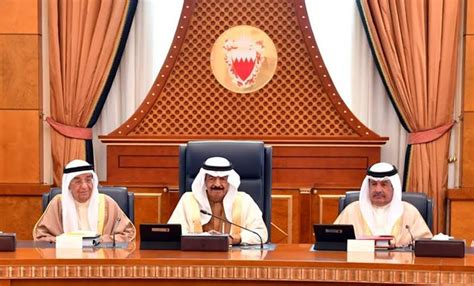 Bahrain Cabinet by