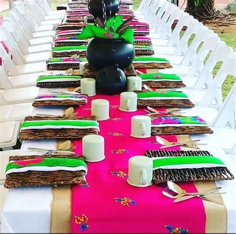 Tsonga Traditional Wedding Decoration   Clipkulture
