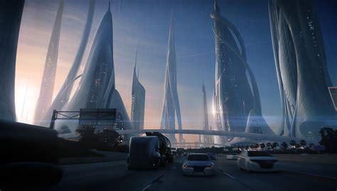 samples  great futuristic urban design interior