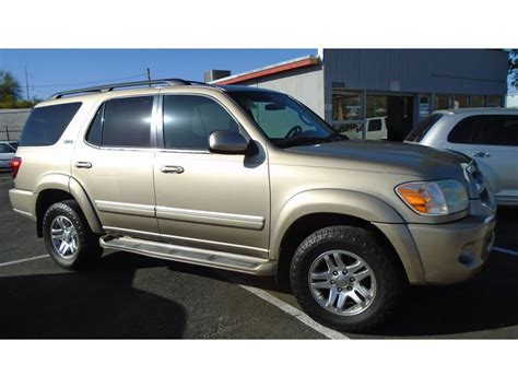 Toyota Sequoia For Sale By Owner Used 2005 Toyota Sequoia For Sale By Owner In Az