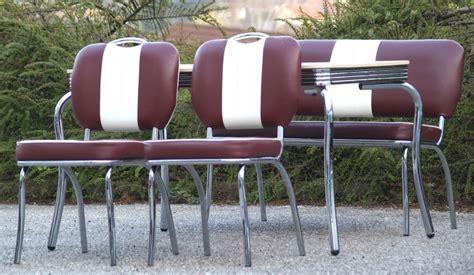 American Diner Einrichtung by American Diner Essgruppe Tisch Bank Sessel St 252 Hle F 4