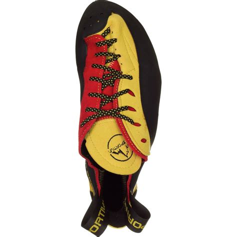 testarossa climbing shoe la sportiva testarossa vibram xs grip2 climbing shoe