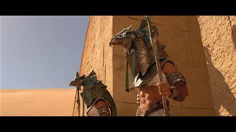 Horus In stargate 1994 2007 horus guard helmet and collar