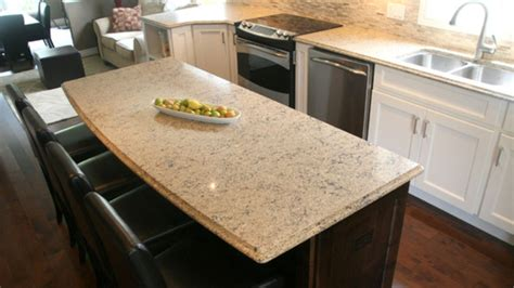 Type Of Countertops For Kitchens by Artisan Countertop Types For Kitchen Design