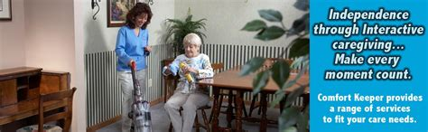 comfort keepers employee reviews about in home medical equipment for seniors to make the