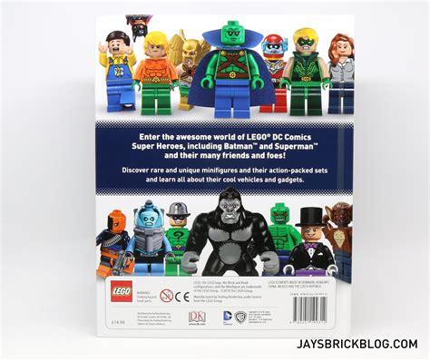 Sale Lego Dc Comics Heroes The Vs The Abilisk 1 review dk lego dc comics heroes character encyclopedia