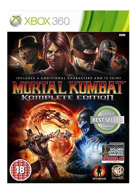 xbox 360 exclusive character for mortal kombat 9 mortal kombat 9 komplete edition on xbox 360 simplygames
