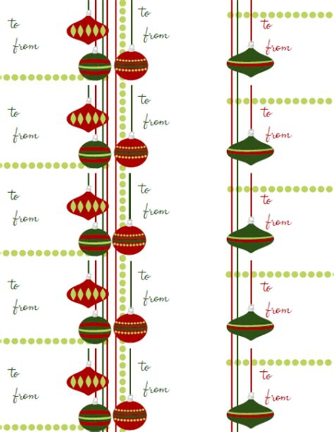 printable christmas gift tags you can type holiday labels holiday label templates free printable