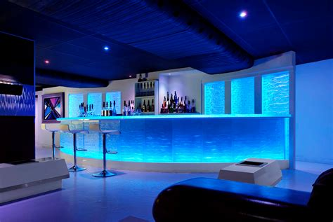 Glass Bar Thinkglass Now Produces Strong Durable Glass Countertops