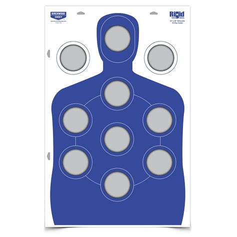 Target Holders Target Stands by Birchwood Casey Sporting Goods Rigid 23 Quot X 35