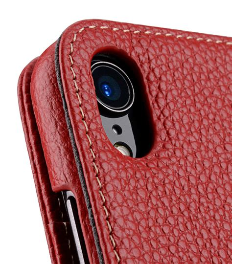 premium leather for apple iphone xr wallet book type