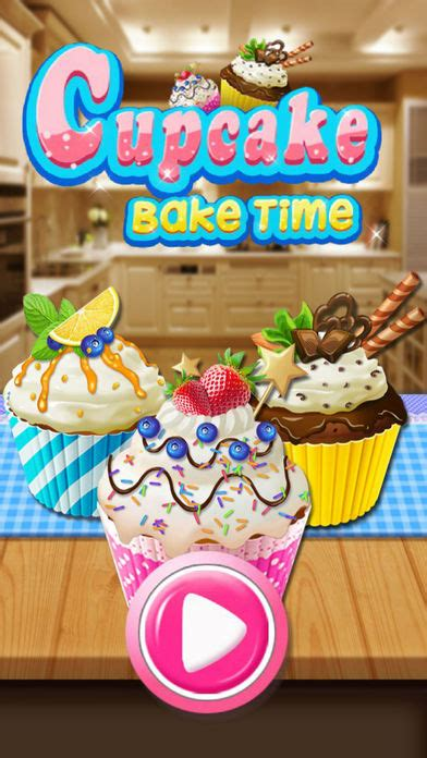cupcake bake time delicious recipe app download android apk