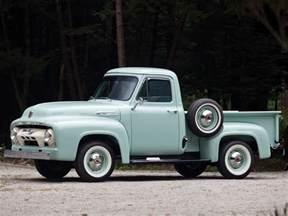 1954 ford f 100 retro g wallpaper 2048x1536