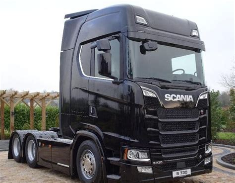 2017 17 scania s730 high cab truck for sale in monaghan