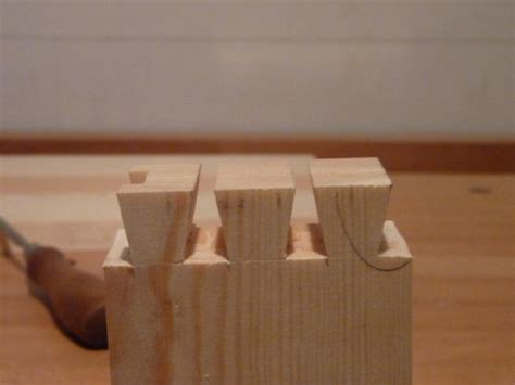 schublade zinken schubladen bauen mit bild