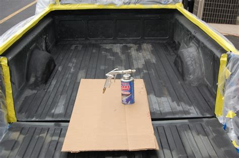 spray bed liner diy spray on bed liner how to eastwood blog