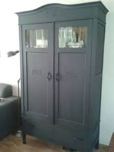 Painting Kitchen Cabinets With Annie Sloan Chalk Paint oude kast geverfd met krijtverf my interior livingroom