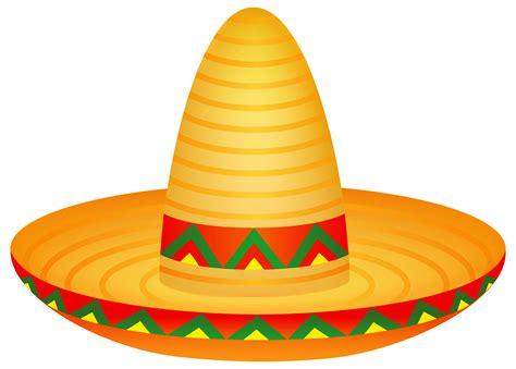 sombrero clip sombreros png clipart best