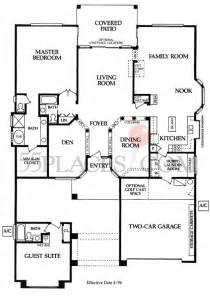 pebble creek floor plans estancia floorplan 2420 sq ft pebblecreek 55places