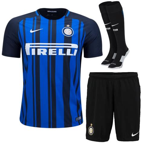 Baby Jumper Jersey Inter Milan Home 2017 2018 buy inter milan cheap inter milan soccer jerseys kit shirts bestway4you net