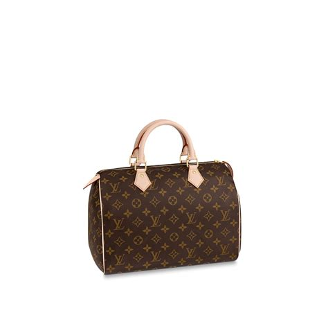 speedy  monogram canvas handtaschen louis vuitton