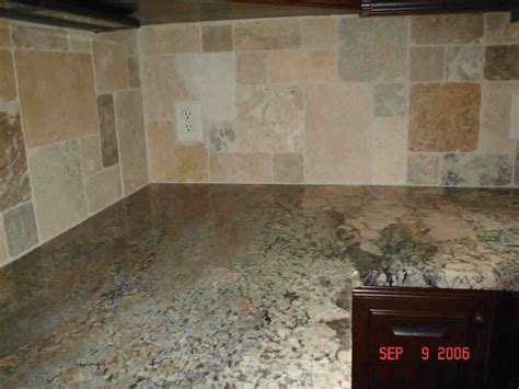 stone tile kitchen backsplash atlanta kitchen tile backsplashes ideas pictures images
