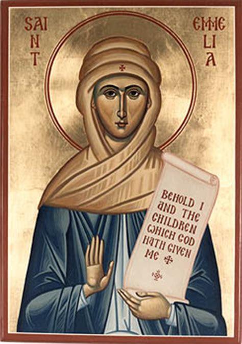 St Emily emily orthodoxwiki
