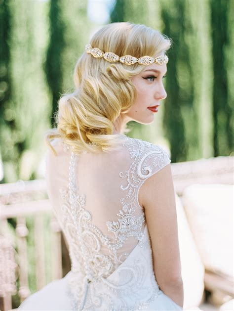 bridal hairstyles classic southern california wedding ideas and inspiration august 2014