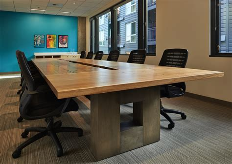 Custom Conference Tables Wood Conference Tables Meyer Reclaimed Wood Furniture