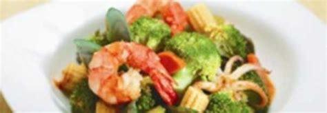 vegetables delight asian home gourmet seafood vegetables delight serves 5