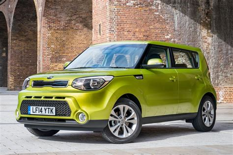 Kia Soul 2014 Green Drive Review Kia Soul 2014