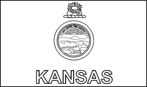 K State Coloring Pages by Free Coloring Pages Of State Bird Of Kansas