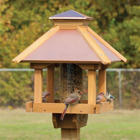 woodlink copgazebo gazebo bird feeder atg stores