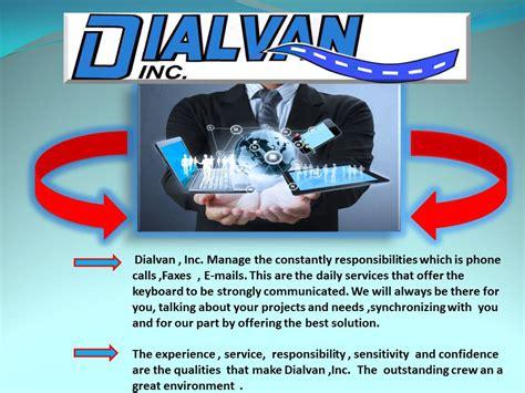 dialvaninc home facebook