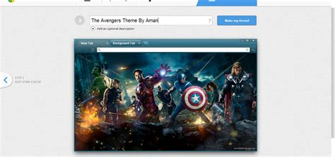 create theme for google chrome online how to create a google chrome theme technology world