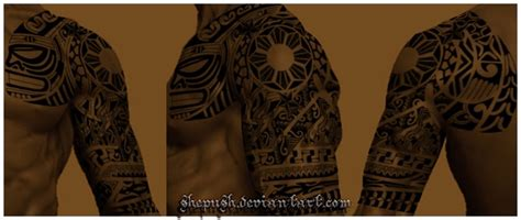 filipino tribal tattoo body art pinterest filipino