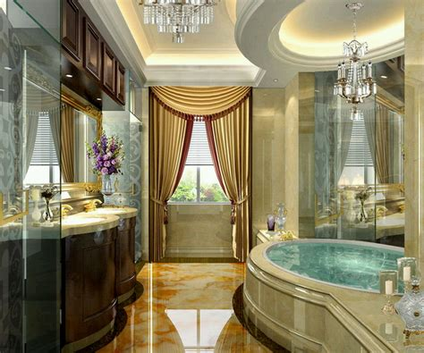 luxury bathrooms designs new home designs luxury modern bathrooms designs