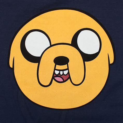 Heads For Time by Adventure Time Jake Flip Up Reversible T Shirt