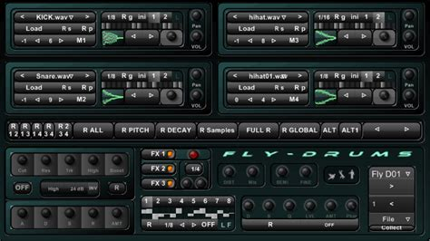 free drum pattern vst kvr musikmesse 2011 tekky synths releases fly drums v1 0