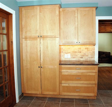 Pantry Kitchen by Kitchen Pantry Cabinets