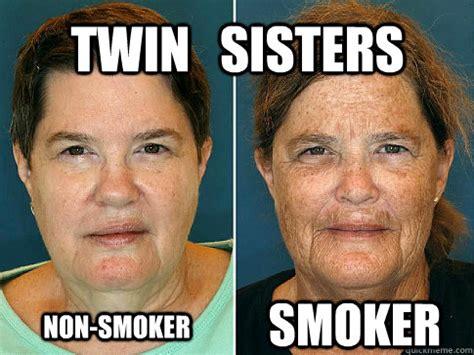 Smoker Memes - twin sister memes image memes at relatably com
