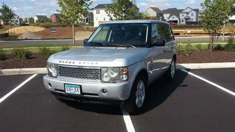 galaxy range rover find used 2004 range rover with galaxy tablet in