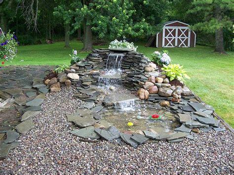 backyard pondless waterfalls diy front yard landscaping pondless waterfall joy studio design gallery best design
