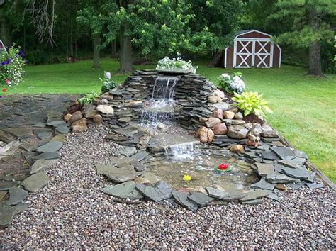 Diy front yard landscaping pondless waterfall joy studio design gallery best design