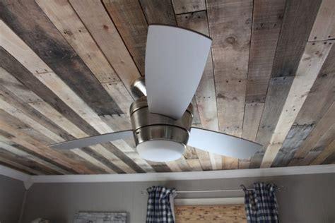 Wood Ceiling L by Remodelaholic Ceilings