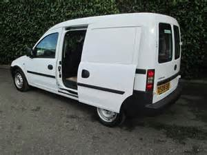 Used Vauxhall Combo Vans For Sale Used Vauxhall Combo Car 2008 White 1700 1 3cdti 16v