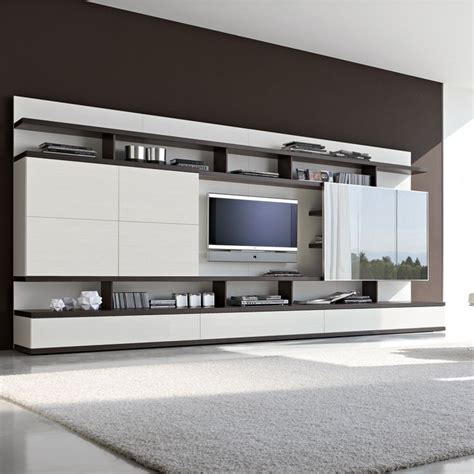 Living Room Media Wall Units Tv Wall System Living Room Inspiration Tv