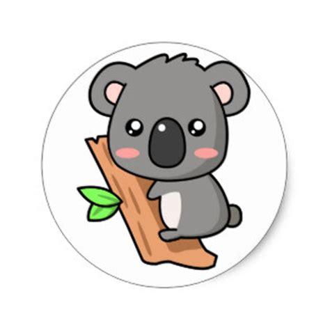 imagenes de koalas kawaii koala autocollants stickers koala